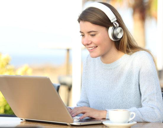online schooling concept